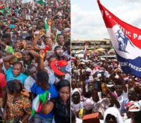 NPP, NDC TO HOLD FINAL RALLIES ON SUNDAY & MONDAY