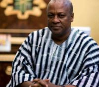 MAHAMA TO DELIVER FINAL STATE OF THE NATION ADDRESS TODAY