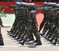 ECOWAS TROOPS ENTER GAMBIA WITHOUT MILITARY  RESISTANCE
