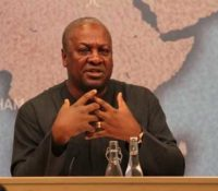 LEAVE POWER PEACEFULLY WHEN APPLAUSE IS LOUDEST- EX PREZ MAHAMA
