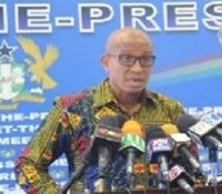 ECONOMY IS WEAK; IT NEEDS STRONG ARMY-MUSTAPHA HAMID