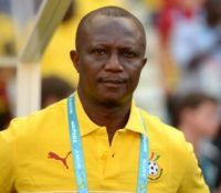 KWASI APPIAH NAMED NEW BLACK STAR COACH