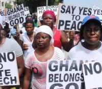 GHANA, SIERRA LEONE RANKED MOST PEACEFUL COUNTRIES  IN WEST AFRICA