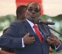 I'M NOT DYING,I'M NOT GOING ANYWHERE-MUGABE TELLS SUPPORTERS