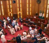NIGERIAN SENATE BACKS PLANS TO REDUCED POWER OF PRESIDENCY