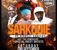 LILWIN,AMAKYE DEDE,EFYA & MORE JOIN SARKODIE IN NEW YORK FOR ´DA HIGHEST CONCERT´