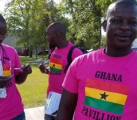8 GAY GHANAIANS IN CANADA PROTEST TREATMENT IN GHANA
