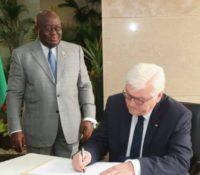 GHANA,GERMANY SIGN €100M PARTNERSHIP FOR RENEWAL ENERGY & VOCATIONAL TRAINING