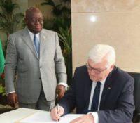 GHANA,GERMANY SIGN €100M PARTNERSHIP FOR RENEWAL ENERGY & VOCATIONAL TRAINING