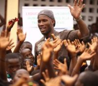DROGBA'S FOUNDATION BUILTS 1ST SCHOOL IN IVORY COAST
