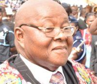 PROF. MIKE OQUAYE SWORN IN AS ACTING PRESIDENT OF GHANA