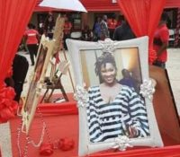 EBONY'S FUNERAL TO BE HELD AT BLACK STAR SQUARE (INDEPENDENCE SQUARE)-DAD