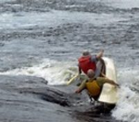 PREGNANT WOMAN, 5 OTHERS DROWN AFTER CANOE CAPSIZES ON VOLTA LAKE
