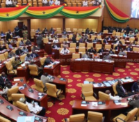 PARLIAMENT OF GHANA APPROVED CONTROVERSIAL US MILITARY DEAL