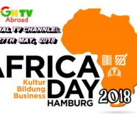 AFRICA DAY 2018 STARTS TODAY, CHECK OUT FOR THE WHOLE PROGRAMME LIN UP