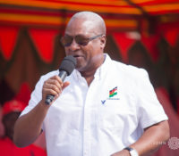 WE WILL RESIST 'HOODLUM' SECURITY IN FUTURE ELECTION-MAHAMA