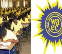 WAEC CANCELS PAPERS OF 2,383 CANDIDATES, AS RELEASES 2020 RESULTS