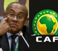 BREAKING NEWS- FIFA BAN CAF PRESIDENT FOR 5 YEARS