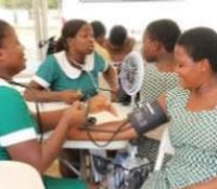 COVID-19: 5 NURSES DEAD, OVER 800 INFECTED IN GHANA